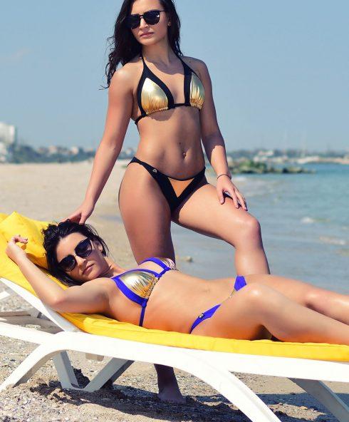 Marbella-costum-de-baie-auriu-Gabbi-White